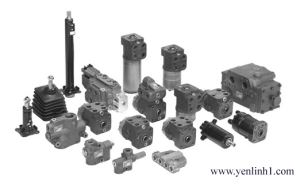 Hydraulic equipment motor works