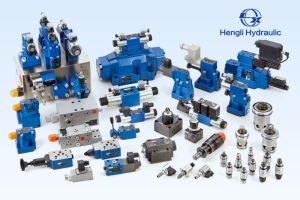 Equipment Hydraulic valves